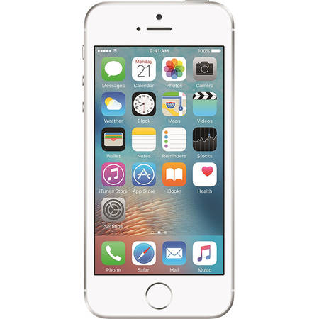 Telefon Mobil Apple iPhone SE 64GB Silver