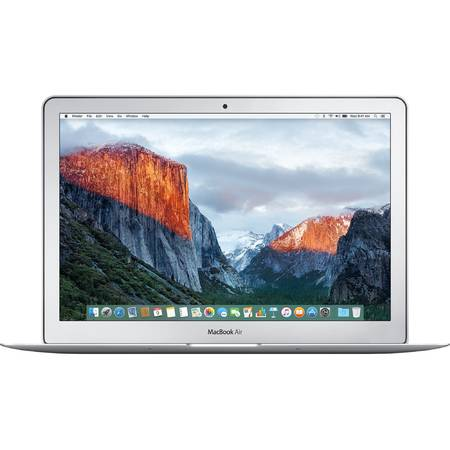 "Laptop Apple MacBook Air, Intel Dual Core i5 1.60GHz, 13.3"", 8GB, 128GB SSD, Intel HD Graphics 6000"