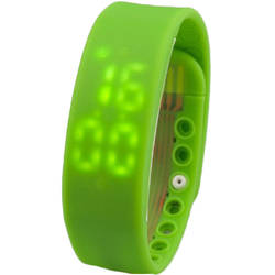Bratara Fitness Star City Bluetooth V4.0 Verde