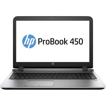 Laptop HP Probook 450 G3, 15.6'', FHD, Intel Core i5-6200U (3M Cache, up to 2.80 GHz), 8GB, 1TB, Radeon R7 M340 2GB, Fingerprint Reader, FreeDos
