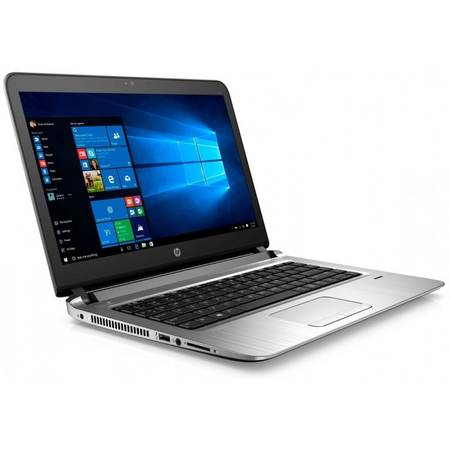 Laptop HP Probook 440 G3, 14'', FHD, Intel Core i5-6200U, 8GB, 256GB SSD, GMA HD 520, FingerPrint Reader, Win 7 Pro + Win 10 Pro