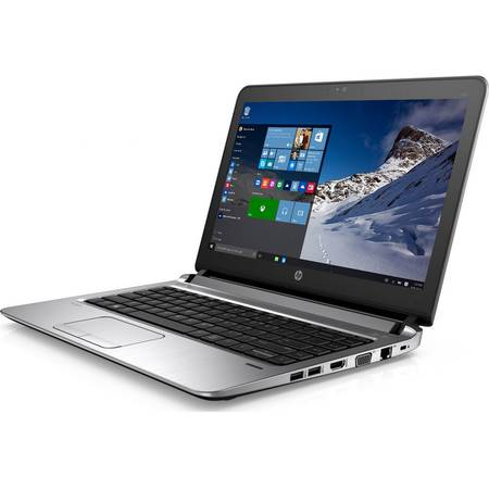 Laptop HP Probook 430 G3, 13.3'', Intel Core i5-6200U, 4GB, 500GB, GMA HD 520, FingerPrint Reader, Win 7 Pro + Win 10 Pro
