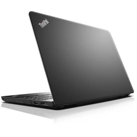 Laptop Lenovo ThinkPad E560, 15.6'', FHD IPS, Intel Core i5-6200U, 4GB, 192GB SSD, GMA HD 520, FingerPrint Reader, Win 7 Pro + Win 10 Pro, Graphite Black