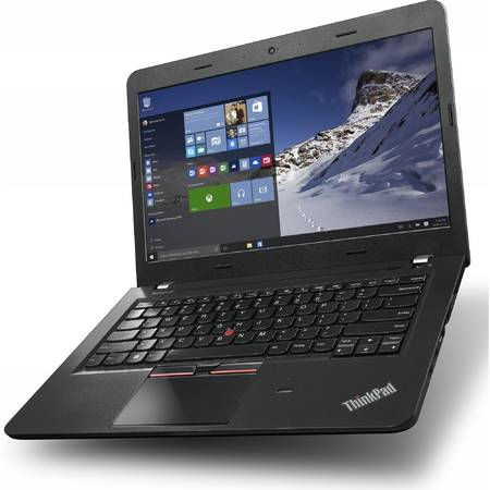 Laptop Lenovo Thinkpad T460p 14'', FHD IPS, Intel Core i5-6440HQ, 8GB, 256GB SSD, GeForce 940MX 2GB, FingerPrint Reader, 4G LTE, Win 7 Pro + Win 10 Pro