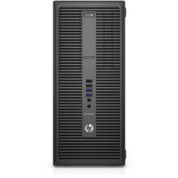 Sistem Desktop HP 280 G2 Minitower, Intel Pentium G4400 (3.3G, 3M),  Intel HD Graphics, RAM 4GB DDR4-2133 DIMM, 500GB, DVD+/-RW, HP USB Mouse, Sursa 180W, FreeDOS