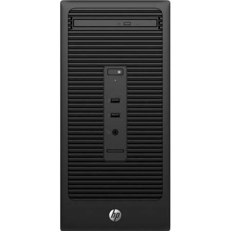 Desktop HP 280 G2 Minitower, Intel Core i5-6500 (3.2G, 6M),  Intel HD Graphics, RAM 4GB DDR4-2133 DIMM, 500GB, DVD+/-RW, Universal USB Wired W8 Keyboard, HP USB Mouse, Sursa 180W, Windows 10 Pro 64-bit