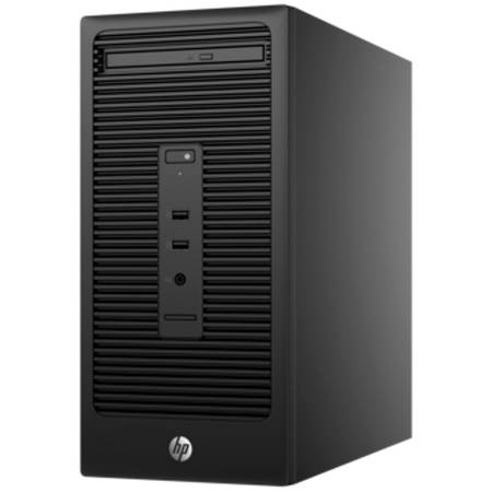 "Sistem Desktop HP 280 G2 Minitower + Monitor 20.7"" V212a, Intel Core i3- 6100, 4GB DDR4-2133 DIMM, 1TB, DVD+/-RW, FreeDOS"