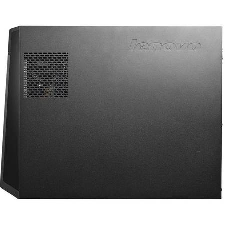 Sistem Lenovo IdeaCentre 300S, Procesor Intel Celeron N3150 1.6GHz Braswell, 4GB DDR3, 500GB HDD, GMA HD, FreeDos, Black
