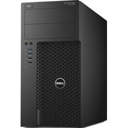 Sistem DELL Precision 3620 Tower, Procesor Intel Xeon E3-1240 v5 3.5GHz Skylake, 8GB DDR4, 1TB HDD + 256GB SSD, Quadro K620 2GB, Win 7 Pro + Win 10 Home