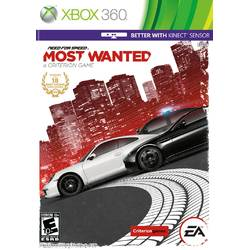 EAGAMES NEED FOR SPEED MOST WANTED CLASSICS Xbox 360