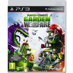 EAGAMES PvZ: GARDEN WARFARE PS3
