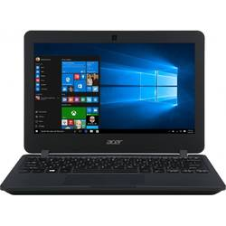 Laptop Acer TravelMate TMB117-M-C5YB, 11.6'' HD, Intel Celeron N3050, up to 2.16 GHz), 2GB, 32GB eMMC, GMA HD, Win 10 Home, Black
