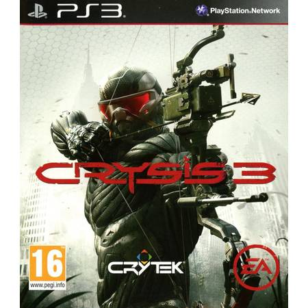 EAGAMES CRYSIS 3 ESSENTIALS PS3