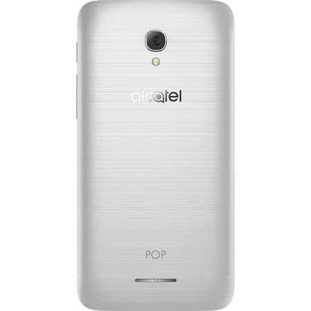 Telefon Mobil Alcatel Pop 4 Plus (5.5), Dual Sim, 16GB, 4G, Metal Silver
