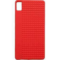 Skin Lenovo Vibe Shot Z90 red