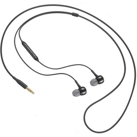 Casca cu fir stereo Samsung Headset In-Ear, EO-IG935BBEGWW Black