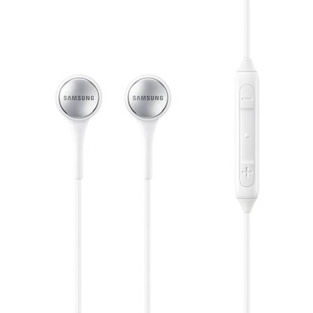 Casca cu fir stereo Samsung Headset In-Ear, EO-IG935BWEGWW White