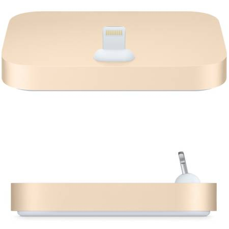Apple iPhone Lightning Dock – docking station, ML8K2ZM/A Gold