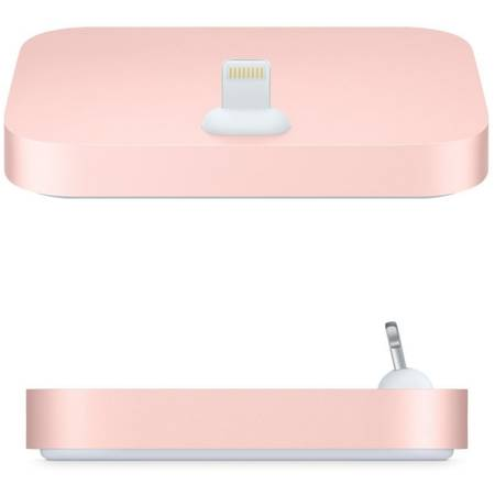 Apple iPhone Lightning Dock – docking station, ML8L2ZM/A Rose Gold