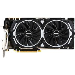 Placa video MSI NVIDIA GeForce GTX 1070 ARMOR 8G OC, 8192MB, GDDR5 , 256bit
