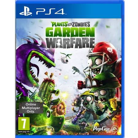 EAGAMES Plants vs. Zombies - Garden Warfare PS4