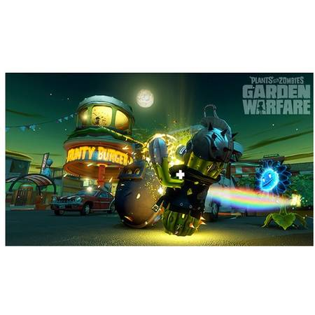 Plants vs. Zombies - Garden Warfare PS4