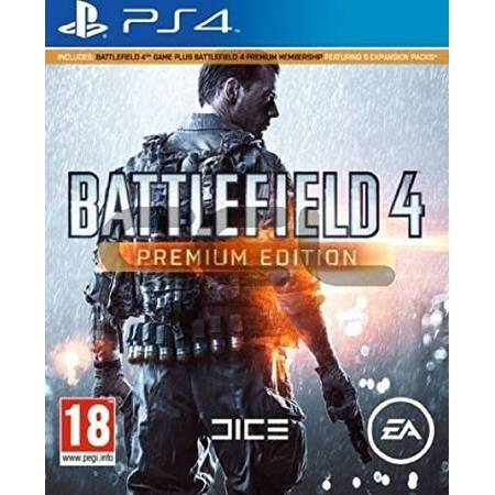 EAGAMES Joc BATTLEFIELD 4 PREMIUM EDITION BUNDLE PS4 RO