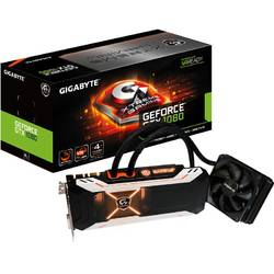 Placa video Gigabyte NVIDIA GTX 1080 Xtreme Gaming Water cooling, N1080XTREME W-8GD, 8192MB, GDDR5X, 256bit