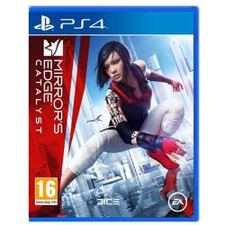 EAGAMES MIRROR'S EDGE CATALYST PS4
