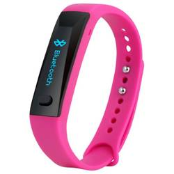 Bratara fitness Technaxx TX-38, Bluetooth 4.0, Roz