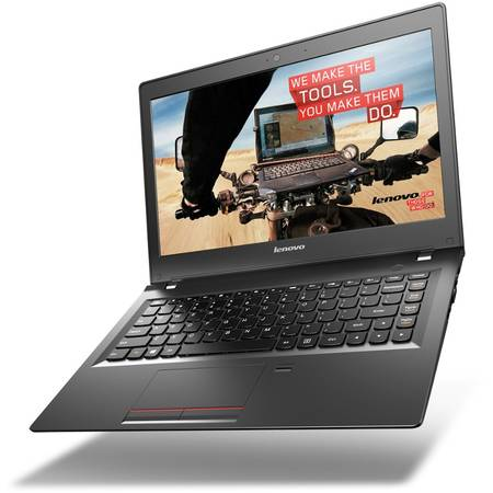 "Laptop Lenovo E31-80, 13.3"" FHD IPS, Intel Core i5-6200U 2.3GHz Skylake, 4GB, 256GB SSD, GMA HD 520, FingerPrint Reader, FreeDos, Black"