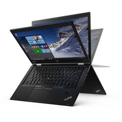 "Laptop 2-in-1 Lenovo ThinkPad X1 Yoga, 14"" FHD IPS Touch, Intel Core i5-6200U, up to 2.80 GHz, 8GB, 256GB SSD, GMA HD 520, FingerPrint Reader, Win 10 Pro"