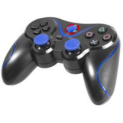 Gamepad TRACER Blue Fox Bluetooth pentru PlayStation 3