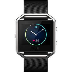Smartwatch Fitbit Blaze Fitness Wireless Marimea S Negru