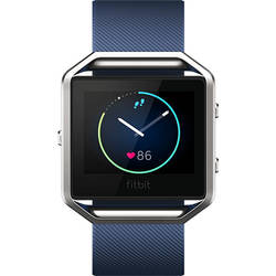 Smartwatch Fitbit Blaze Fitness Wireless Marimea L Albastru