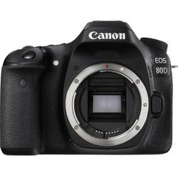 Aparat foto DSLR Canon EOS 80D, 24.2 MP, WiFi, Body