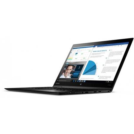 "Laptop 2-in-1 Lenovo ThinkPad X1 Yoga, 14"" FHD IPS Touch, Intel Core i7-6500U, up to 3.10 GHz, 8GB, 256GB SSD, GMA HD 520, FingerPrint Reader, Win 10 Pro"
