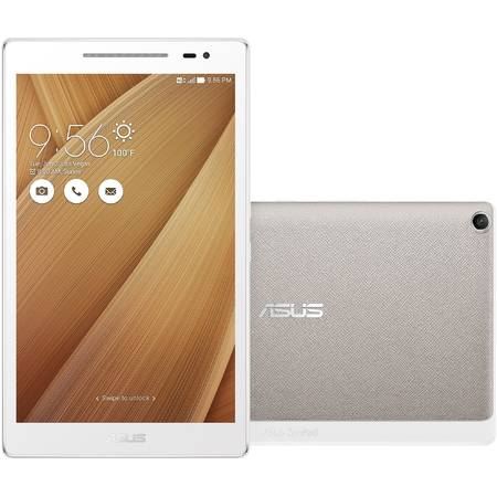 "ASUS Tableta ZenPad 8.0 Z380KNL, 8.0"", Quad-Core 2.3GHz, 2GB RAM, 16 GB, 4G, IPS, Rose Gold"