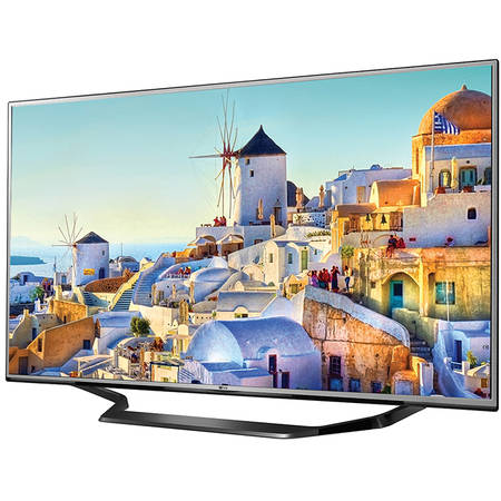 LG Televizor LED 65UH625V, UHD 4K, 164 cm, Smart webOS 3.0, design metalic