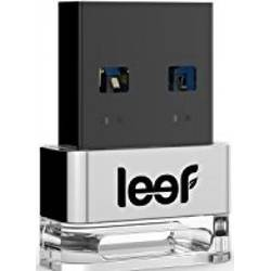 USB Flash Drive Leef Supra 64GB USB 3.0 Argintiu