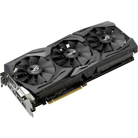 Placa video ASUS GeForce GTX 1060 STRIX GAMING 6GB DDR5 192-bit