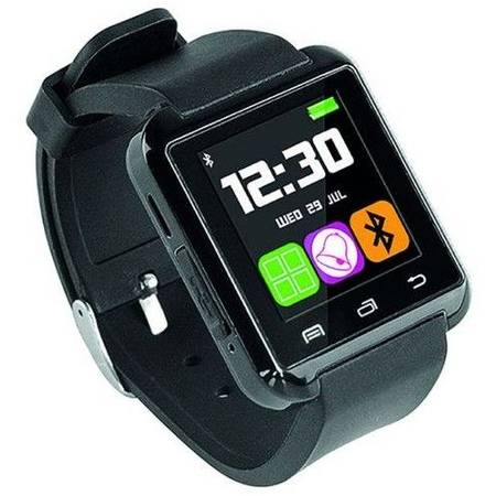 "MEDIATECH Ceas Smartwatch Media-Tech Active Watch, BT 3.0, ecran 1.48"" Touch, Pedometru, Barometru, Altimetru, Monitorizare Somn, 360 MHz, Garantie Europeana 2 ani"