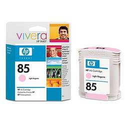 HP C9429A Ink Light Magenta Cartridge for DesignJet 30/130 Series 69ml No. 85 C9429A