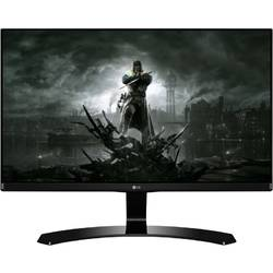 Monitor LED LG 24MP68VQ-P 23.8'', 1920x1080, IPS, Black
