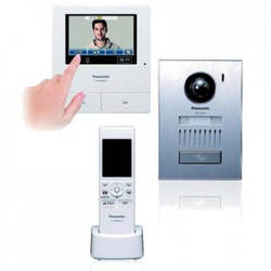 Sistem complet videointercom wireless PANASONIC SWD501FX