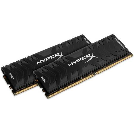Memorie Kingston HyperX Predator Black 32GB DDR4 3000MHz CL15 Dual Channel Kit