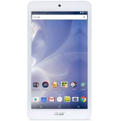 "Tableta Acer B1-780-K675, 7"", Quad-Core 1.3GHz, 1GB RAM, 16GB, IPS, White"