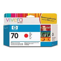 HP C9456A INK 70 CARTRIDGE Red 130ml C9456A