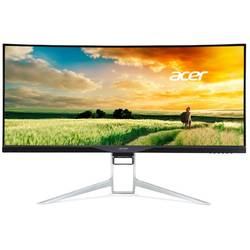 Monitor LED Acer Gaming X342CK Curbat 34 inch 4ms black FreeSync 75Hz
