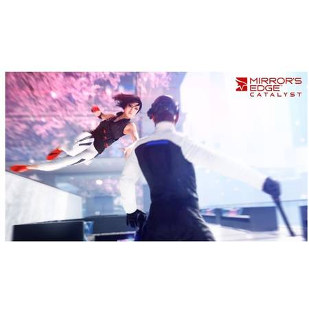 EAGAMES MIRROR'S EDGE CATALYST Xbox One